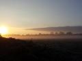 Early morning landscape by Jon Emmanuel