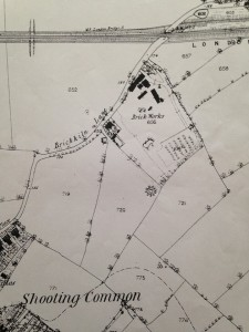 1863 old map brickfield