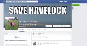 Friends of Havelock Recreation Ground