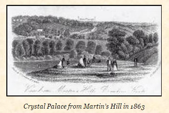 crystal palace from st martins hill 1863