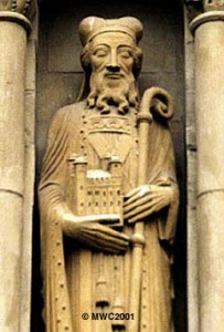 bishop gundulf of rochester