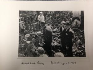 havelock rd bomb damage 1940 3