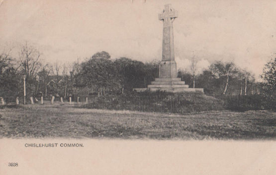 1900s chislehurst-common-memorial
