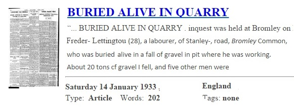 1933jan14 inquest Freder-Lettingtou buried alive in brickfield