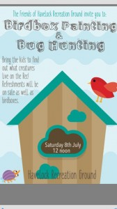 17jul08 brickfield-birdbox-day poster