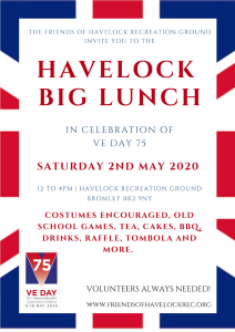 poster for big lunch